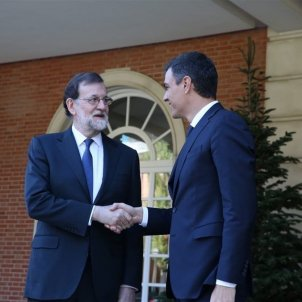 sanchez rajoy moncloa europa press