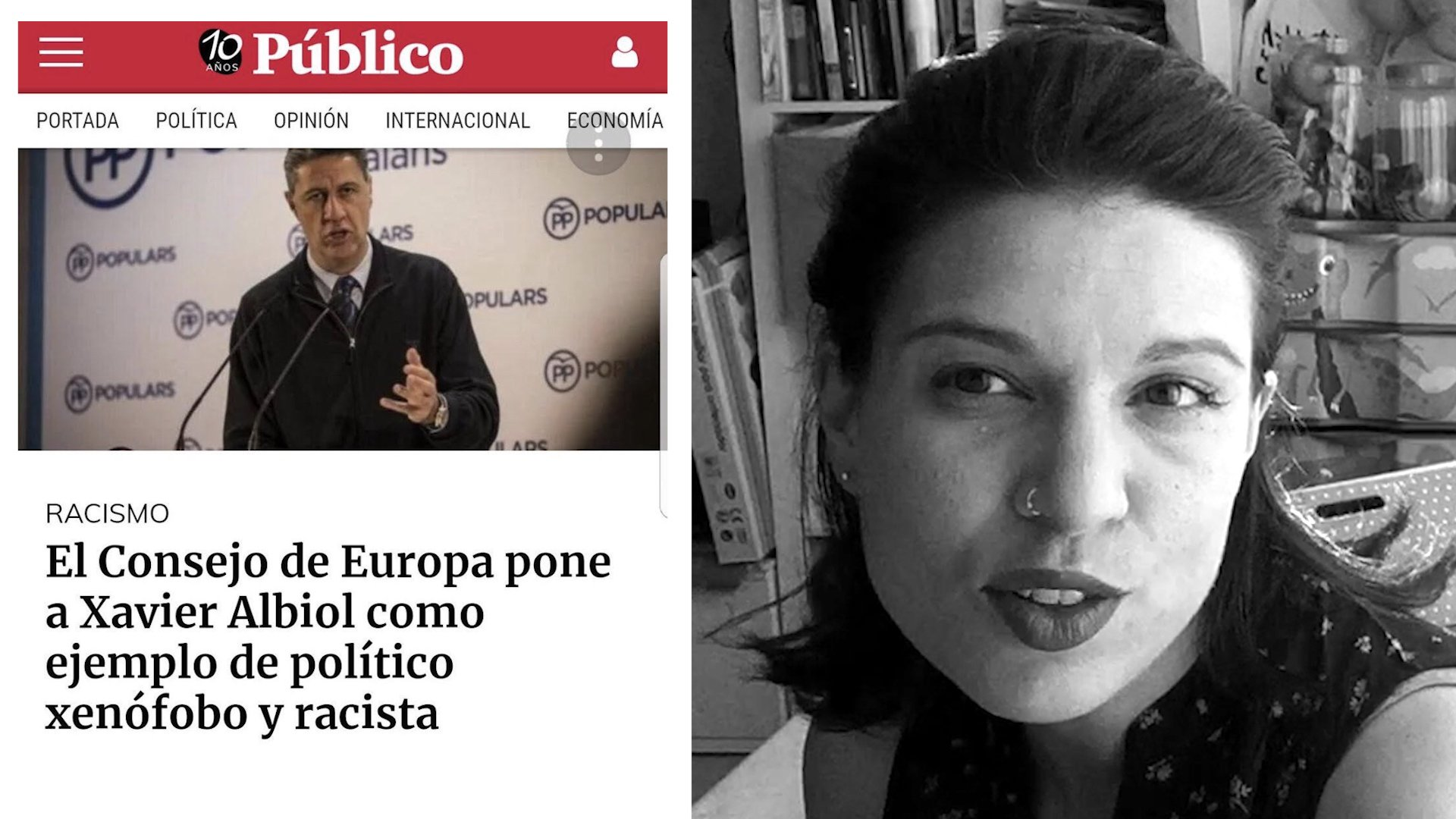 talegon racisme xenofobia videoblog - roberto lázaro