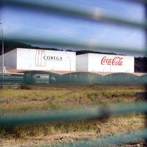 Planta de Coca-Cola a Montornès / ACN
