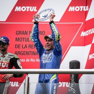 Àlex Rins MotoGP @Rins42