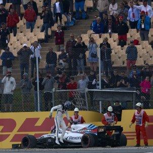 Lance Stroll Fórmula 1 Montmeló Barcelona Catalunya Efe
