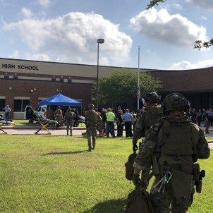 tiroteig texas @HCSOTEXAS