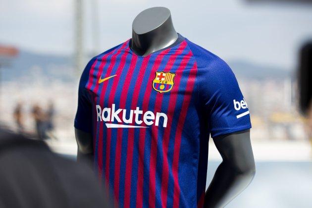 La nova samarreta del Barça està inspirada en Barcelona af505f40933