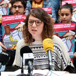 Montse Venturós alcaldessa Berga ACN