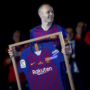 Iniesta Barça   EFE