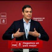 Pedro Sànchez PSOE / Efe