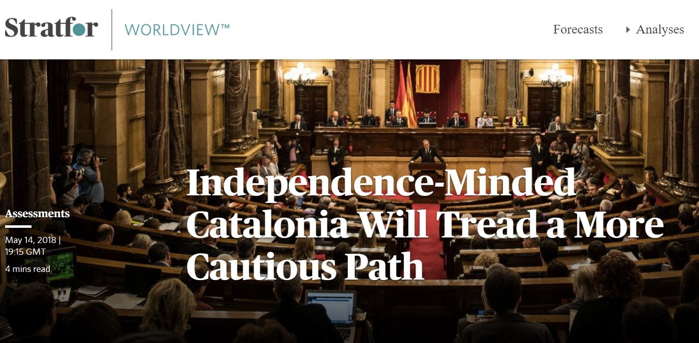 Independence Minded Catalonia Will Tread a More Cautious Path