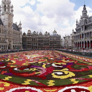 grand place brussel·les Wikimedia Commons - Wouter Hagens