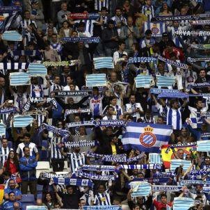 Espanyol Grada RCDE Stadium EFE