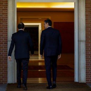 Mariano Rajoy i Pedro Sánchez / EFe