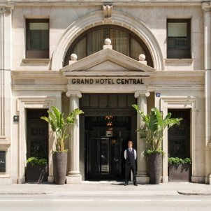 grand hotel central barcelona unico hotels WEB