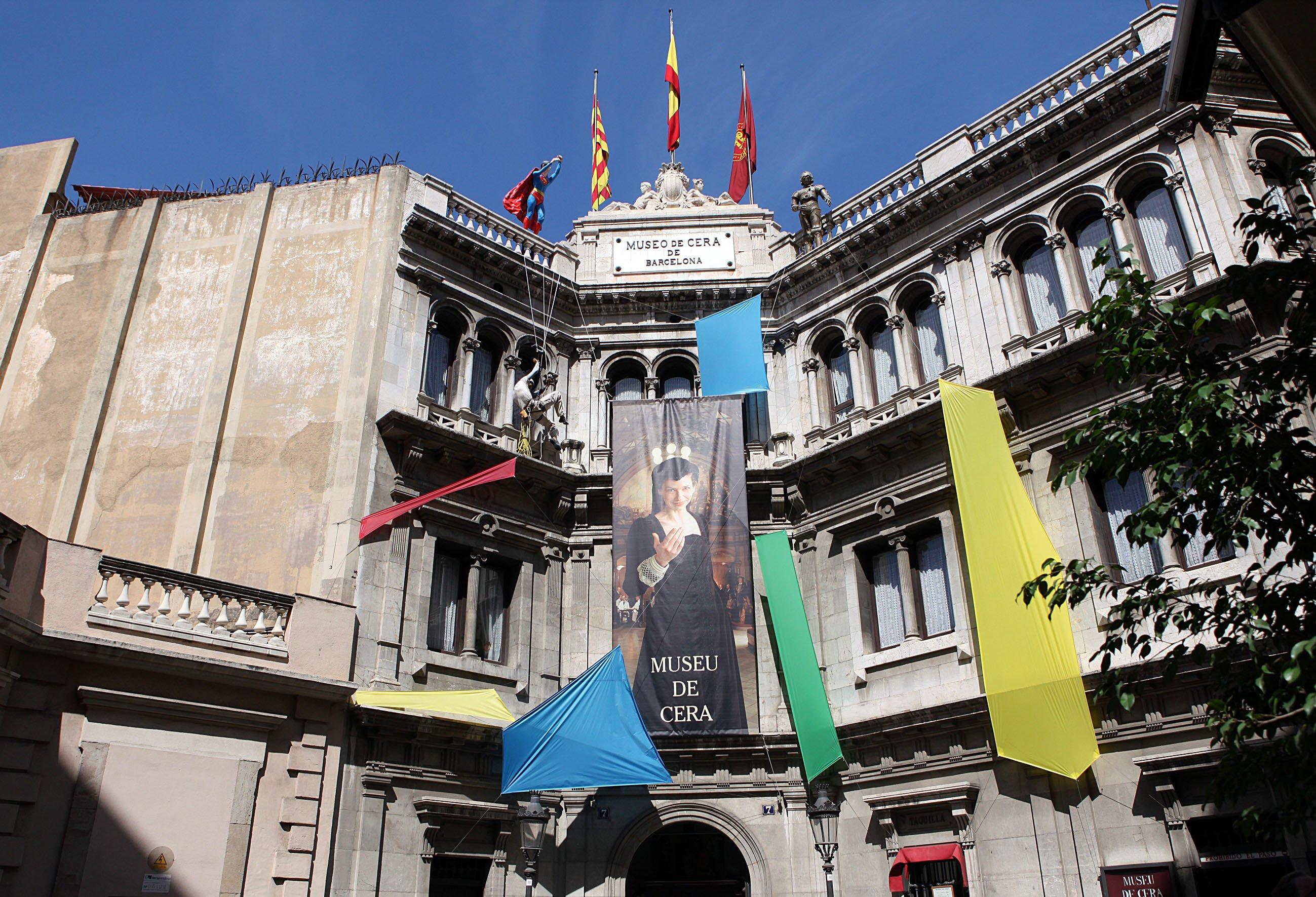museu de cera barcelona acn