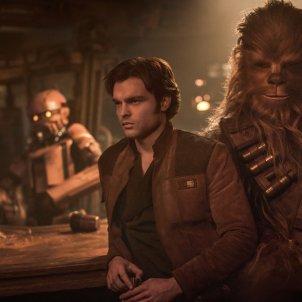Han Solo Star Wars Chewbacca ACN