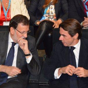 Aznar i Rajoy / ACN
