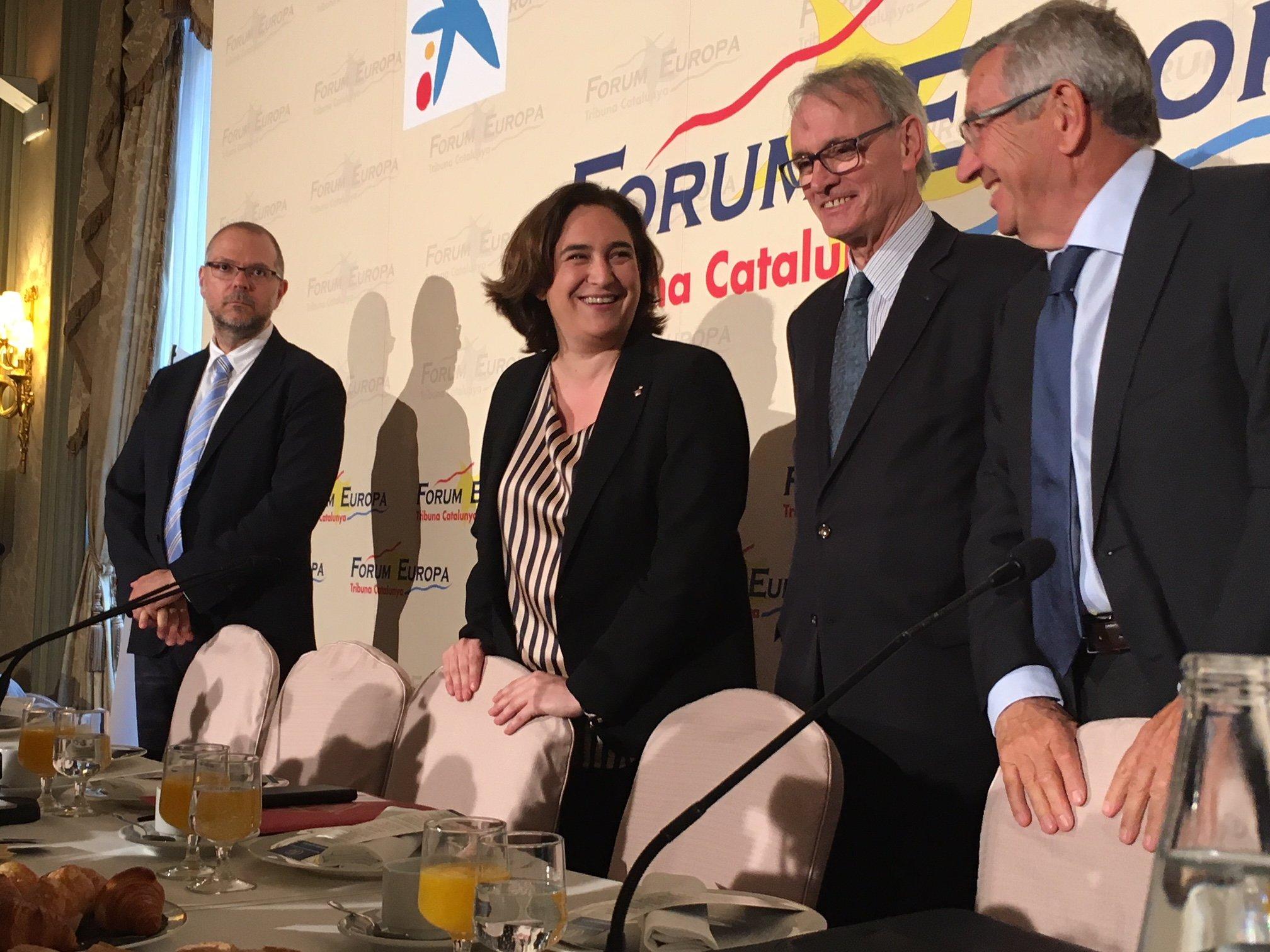 colau forum europa gisela rodriguez
