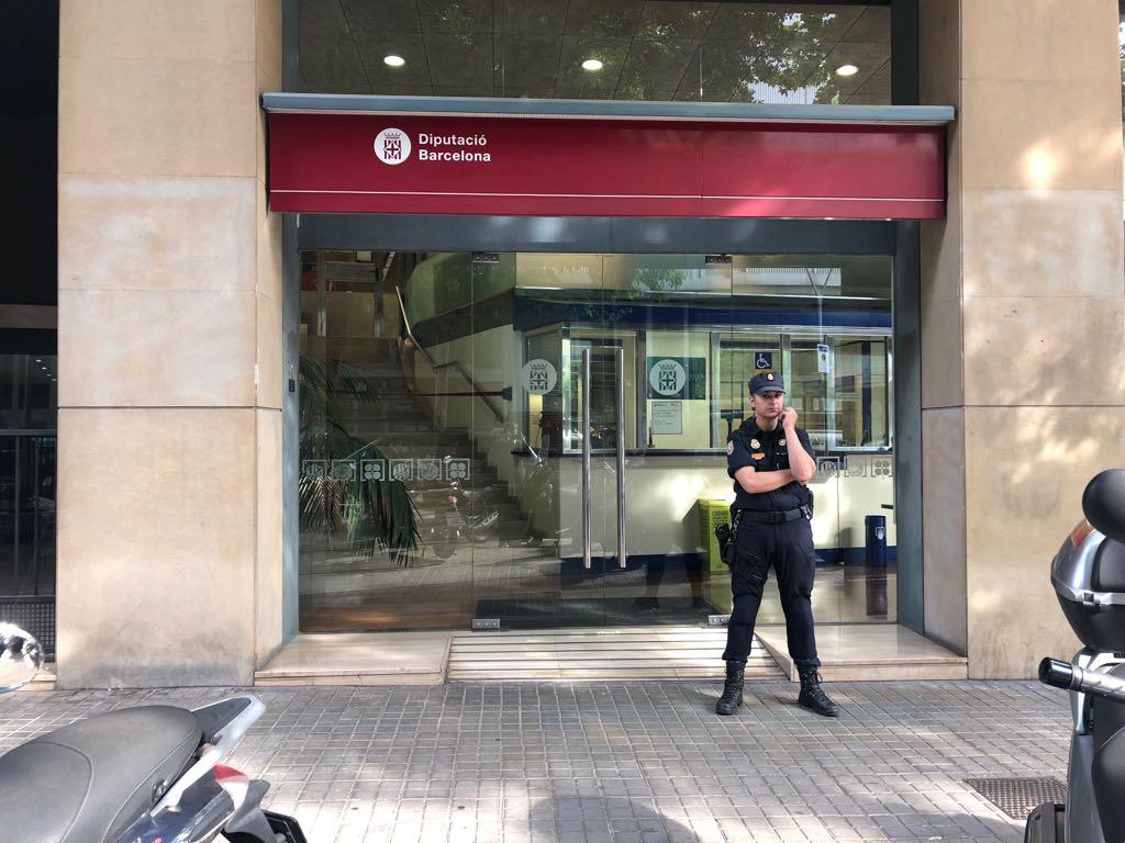 Escorcoll Diputacio Barcelona - Nico