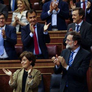 Rajoy, Santamaria efe