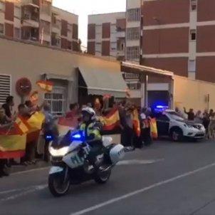 policia espanyola a por ellos