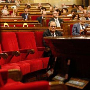 Torra govern parlament - Sergi Alcazar