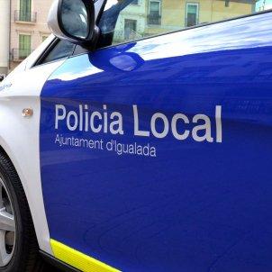policia local Igualada ACN