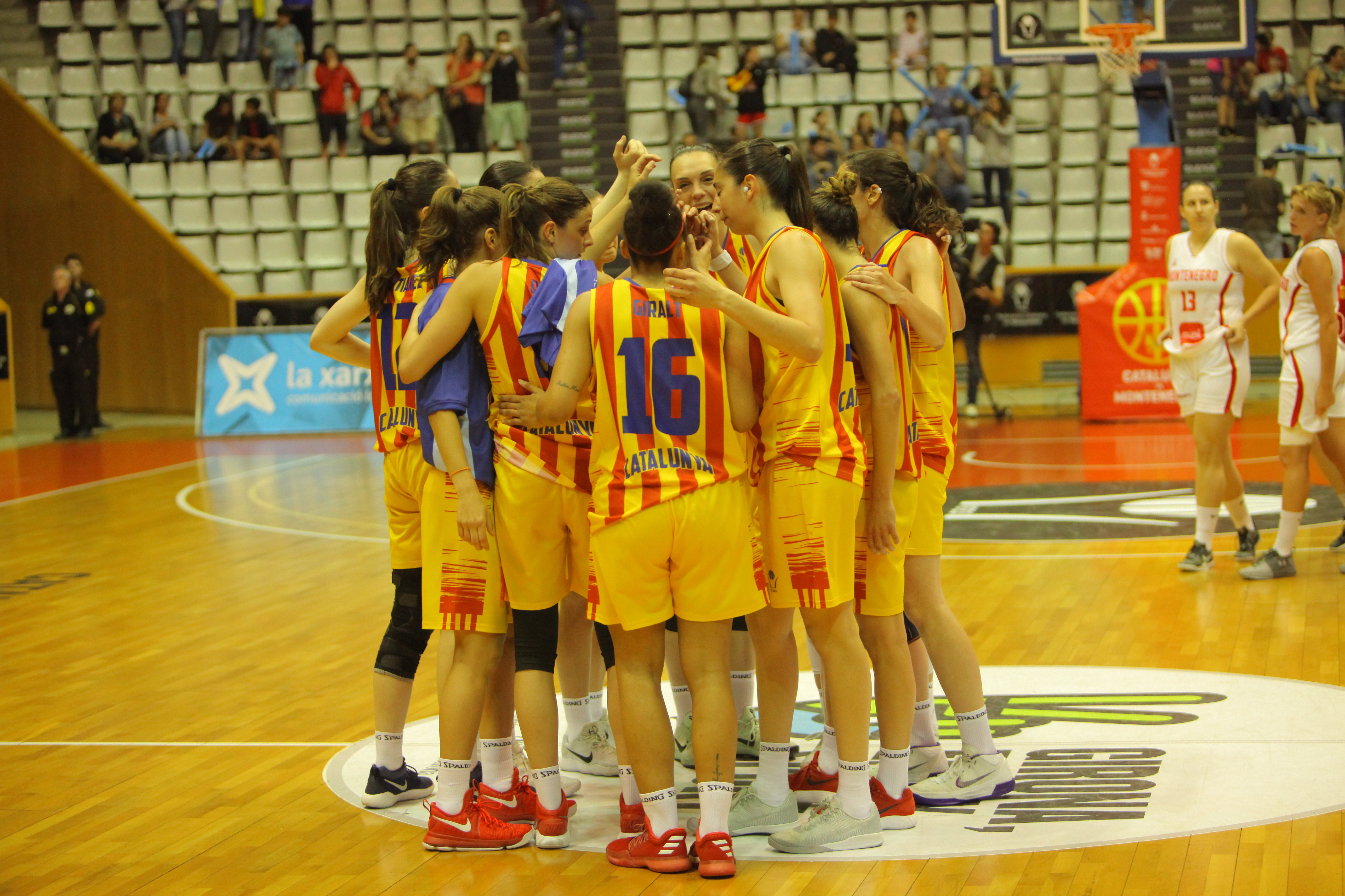 Catalunya Bàsquet Foto Ricard Rovira FCBQ