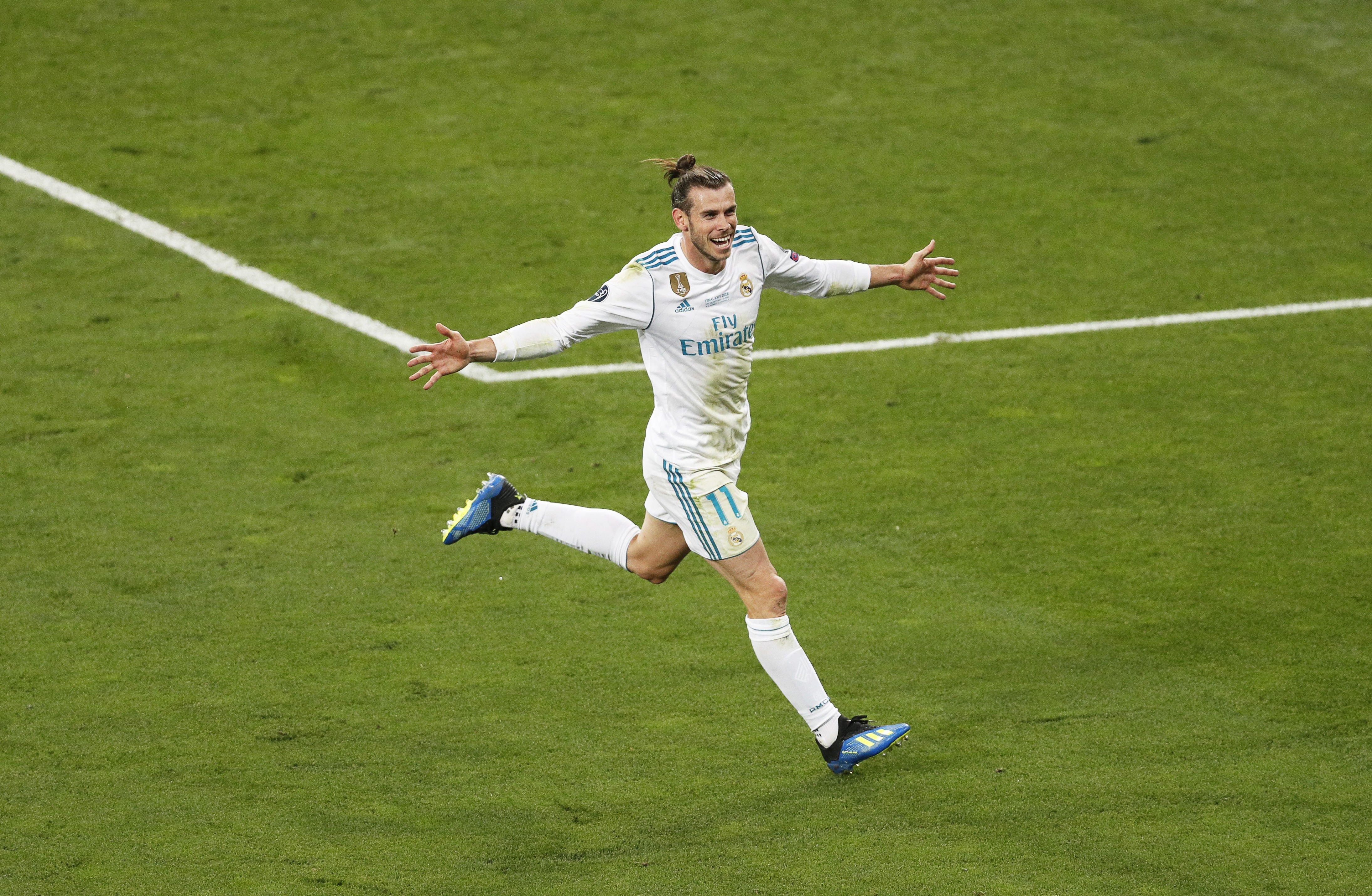 Bale Madrid gol Champions   EFE