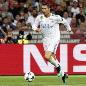 Cristiano Ronaldo CHampions Efe