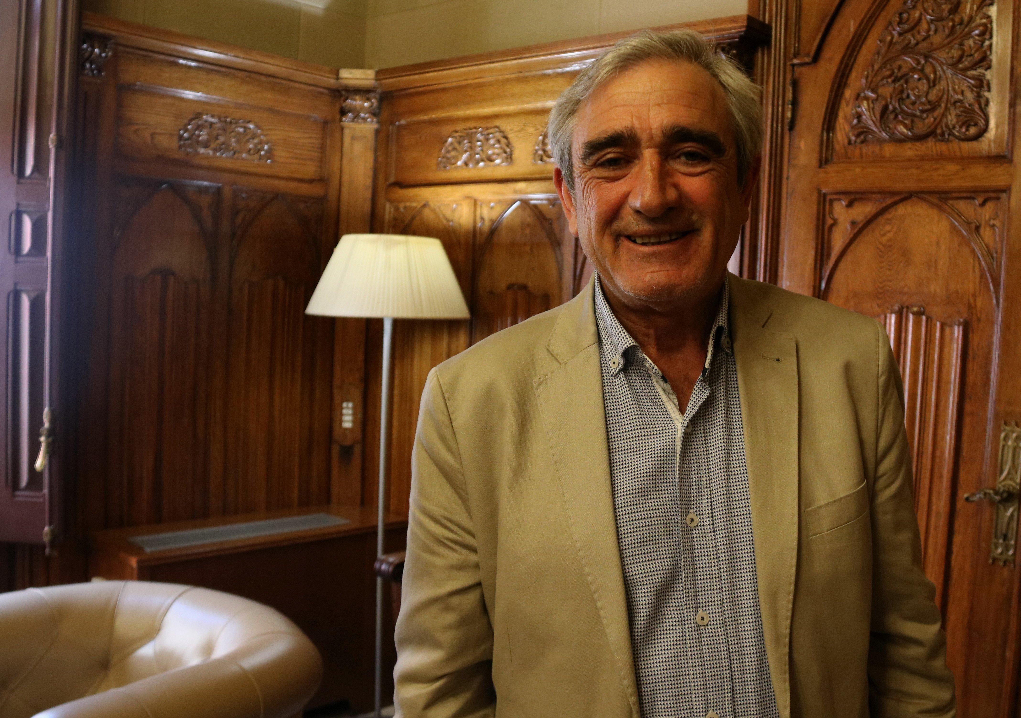 Alfredo Vega alcalde terrassa - acn