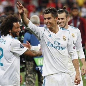 Final Champions Madrid Liverpool Cristiano Ronaldo   EFE