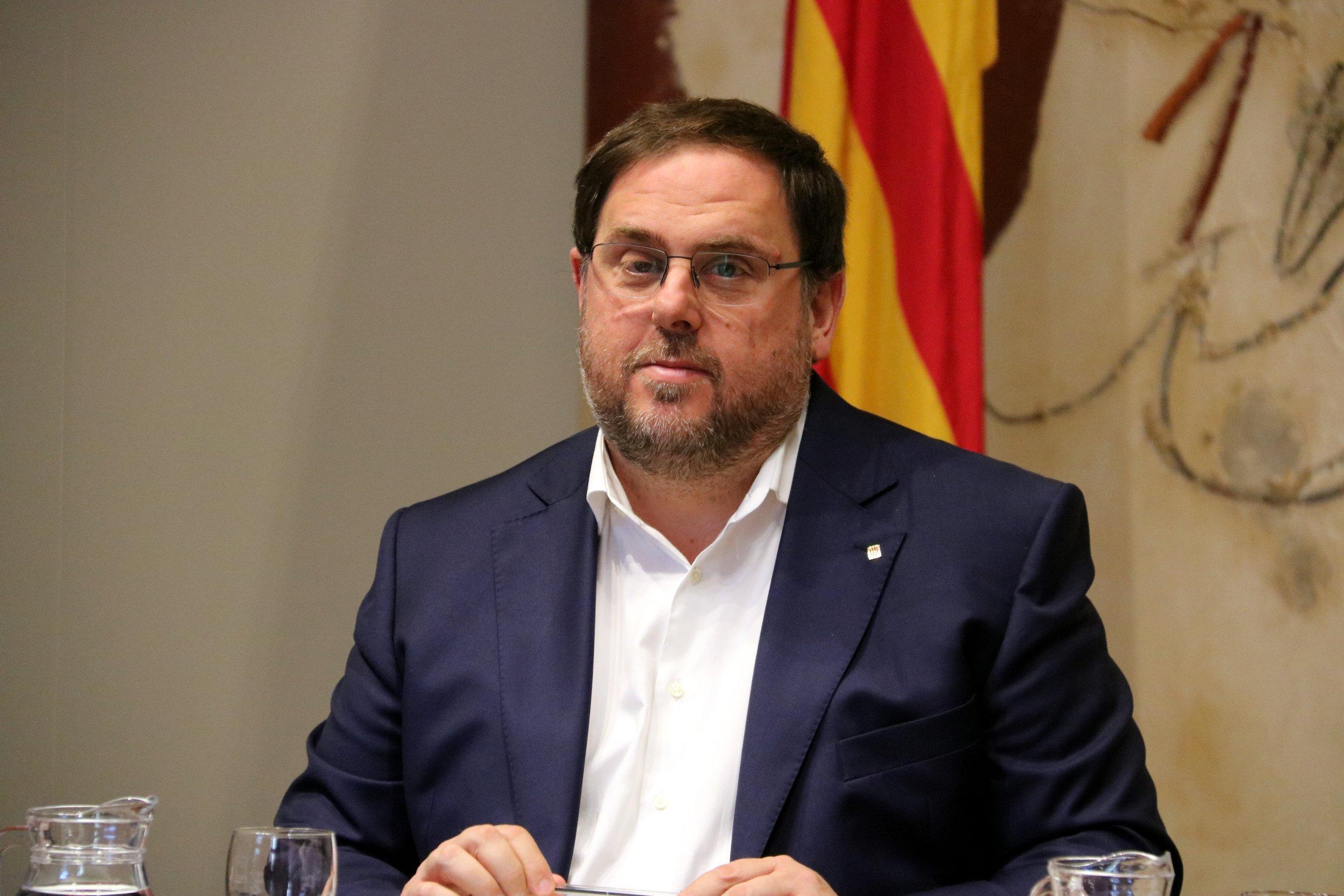 Oriol Junqueras ACN