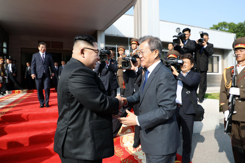lideres coreas Efe