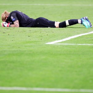 Loris Karius porter Liverpool final Champions Madrid   EFE