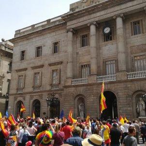 Manifestació - Robert Southon