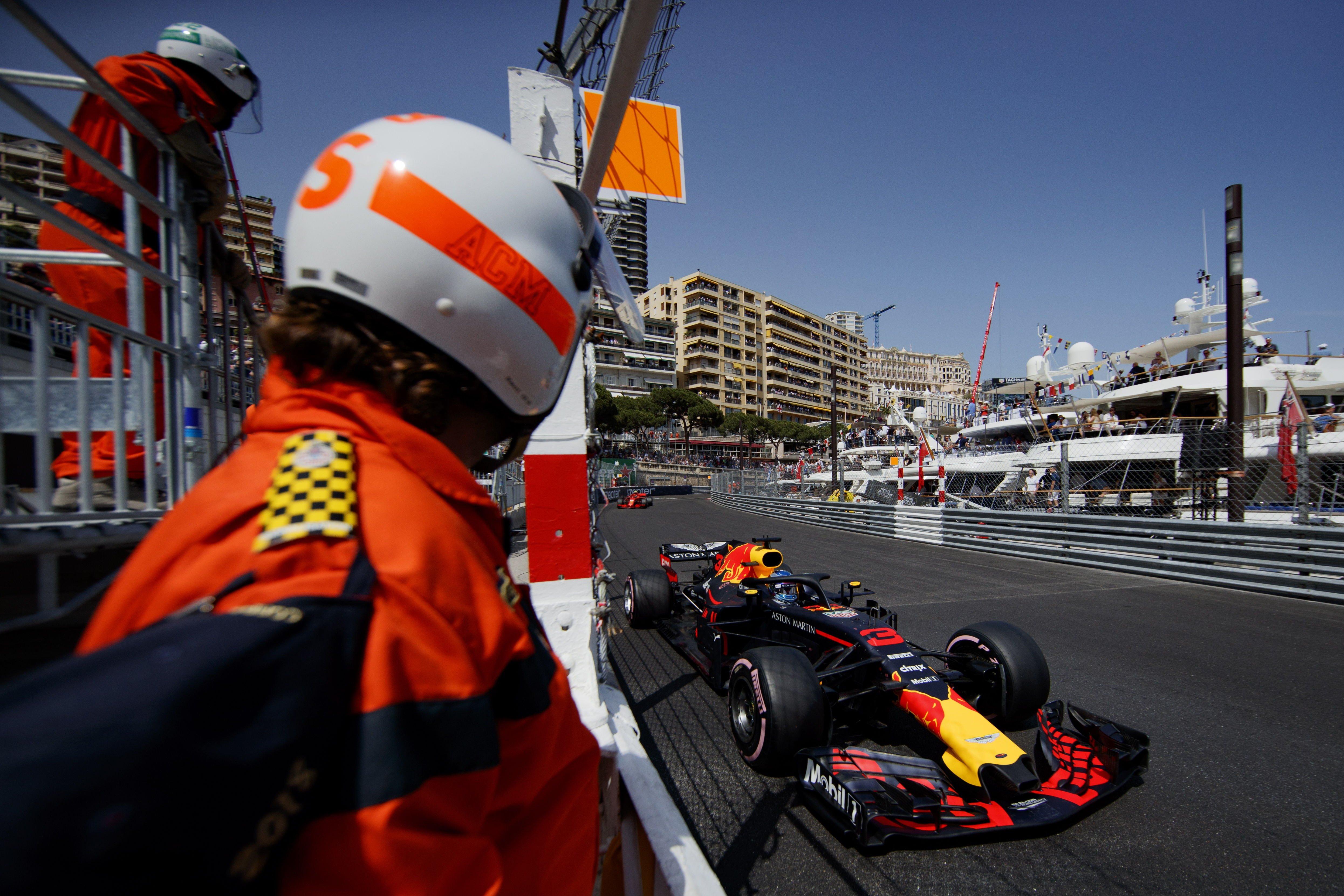 Ricciardo Red bull Monaco   EFE