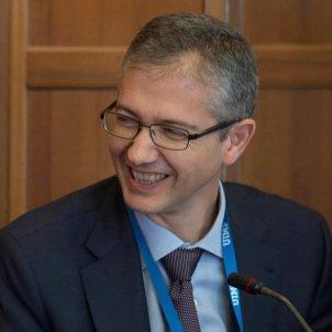 Pablo Hernández de Cos, nou governador banc d'Espanya / Efe
