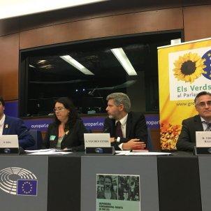 Presos politics parlament europeu