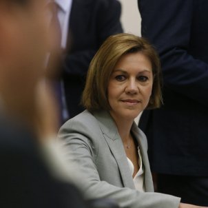María Dolores de Cospedal PP / Efe