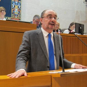 Presidente aragones Lamban Europa Press