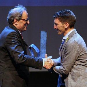 Quim Torra premi català de l'any / ACN
