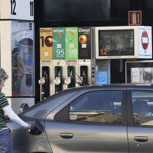 IPC gasolinera Europa Press