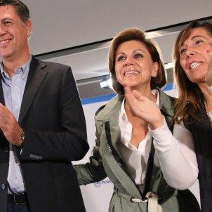 Cospedal, Albiol, Camacho / PP