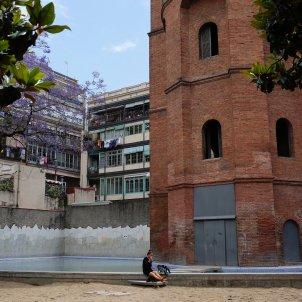 Torre de les Aigües Piscina Sergi Alcàzar