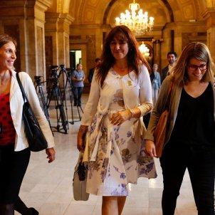 Àngels Chacón, Laura Borràs i Elsa Artadi - Sergi Alcàzar