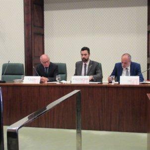 Parlament Torrent Comissions legislatives Europa Press
