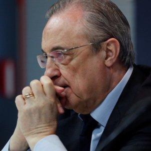 Florentino Pérez comiat Madrid   EFE
