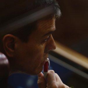 Mariano Rajoy Pedro Sánchez Moción Censura - EFE