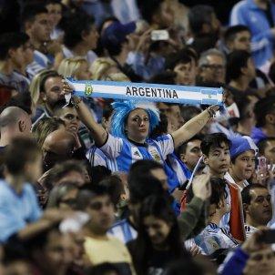 Argentina afició futbol seleccio   EFE