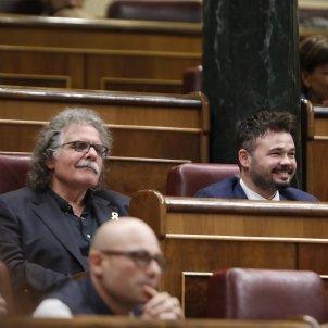 Tardà Rufián Congrés - EFE
