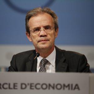 Jordi gual caixabank cercle economia Sergi