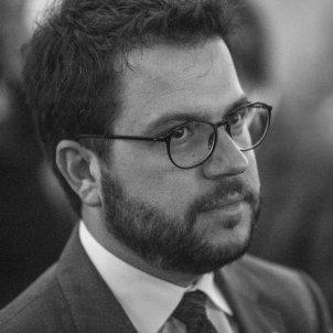 Pere Aragones Vicepresident economia - Sergi Alcazar